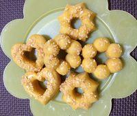 キャラメル焼きドーナツ