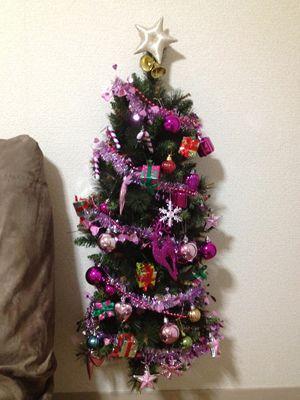 クリスマスツリーを飾ろう!!