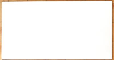 ダイソーのカラーボード(白)