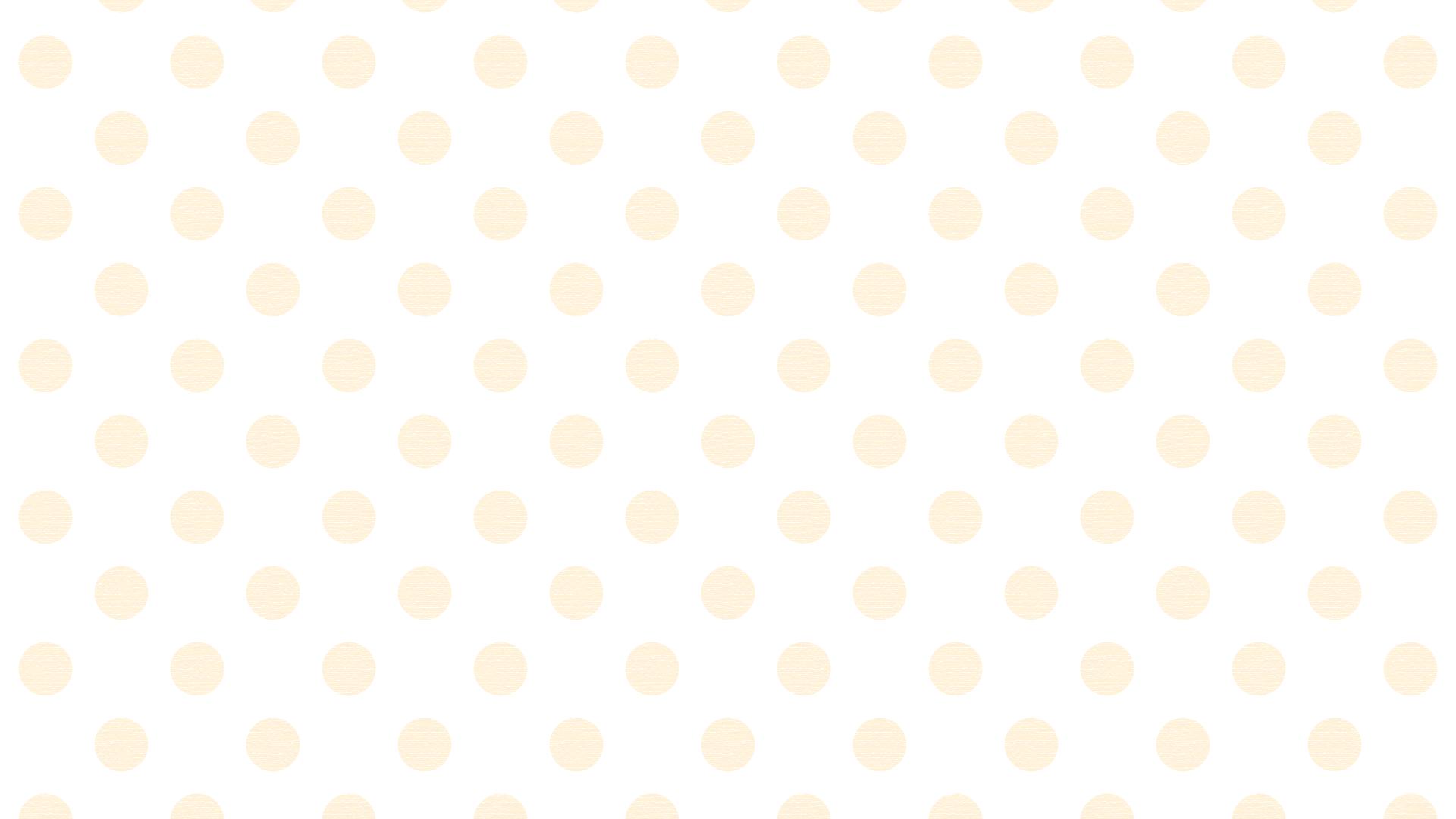 ドット模様1_yellow