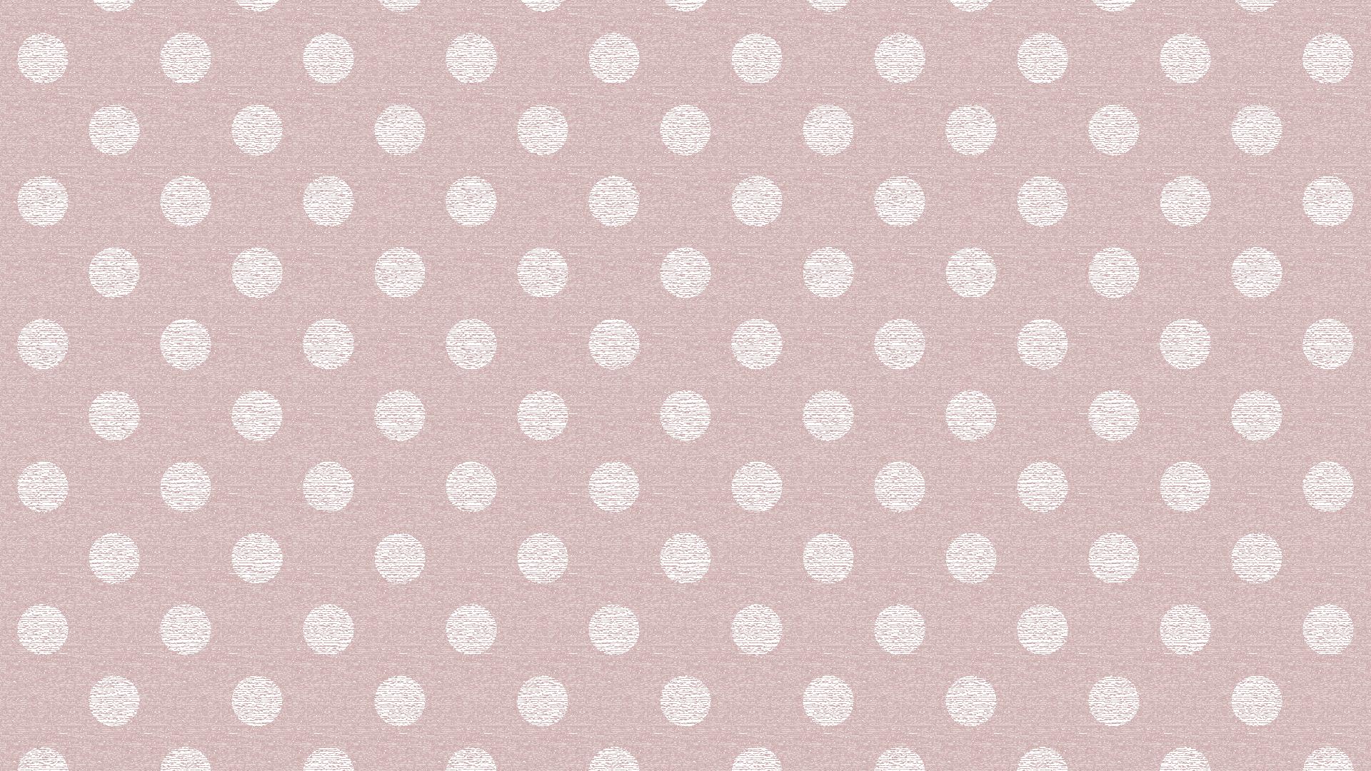 ドット模様2_pink