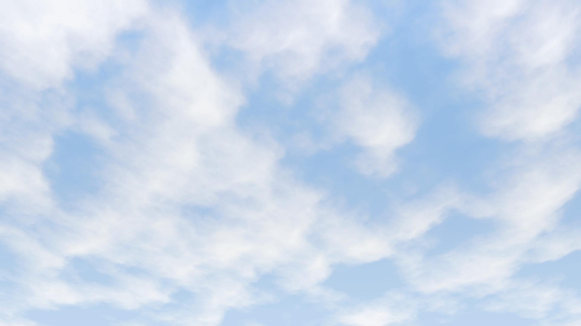 雲模様 壁紙背景画像_kumo1-min