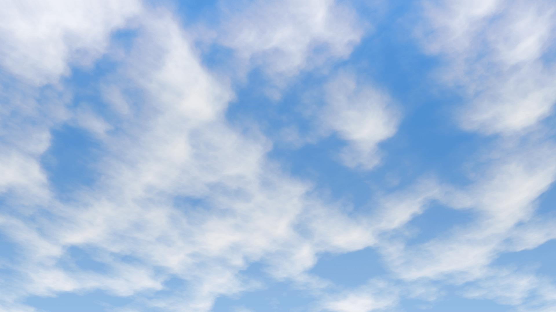 雲模様 壁紙背景画像_kumo2-min